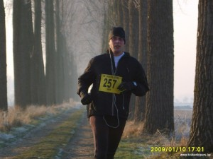 nog 3 kilometer...