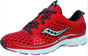 M'n nieuw paar schoenen: knalrood =)