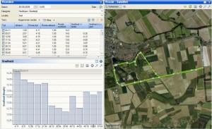 pittige eerste 5 kilometer, de rest van de wedstrijd op karakter door gaan...