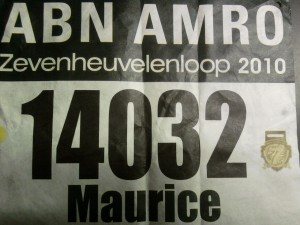 Vandaag heet ik Maurice :)