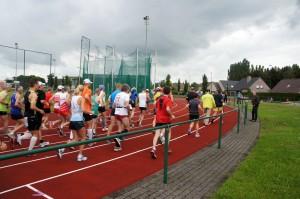 De start (foto: Jurgen Schepers)