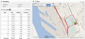 wedstrijdverloop aflossingsmarathon terneuzen