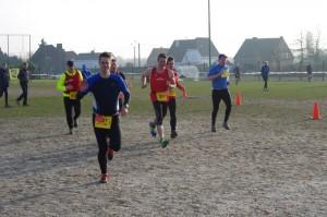 terug met de laatsten van start (foto: Herman Van Den Borre)