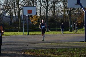 alleen op het basket-veld (foto: Tim Verbeke)