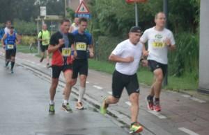 na een 2-tal kilometer (foto: Eddy Van Boven)