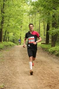 proberen snelheid te ontwikkelen (foto: guy diekmann)