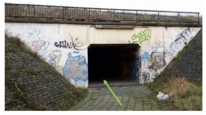 tunnelke (foto geript uit pacer documentatie map)