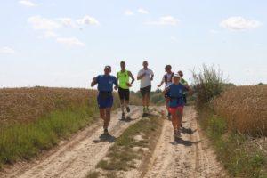 11 kilometer...